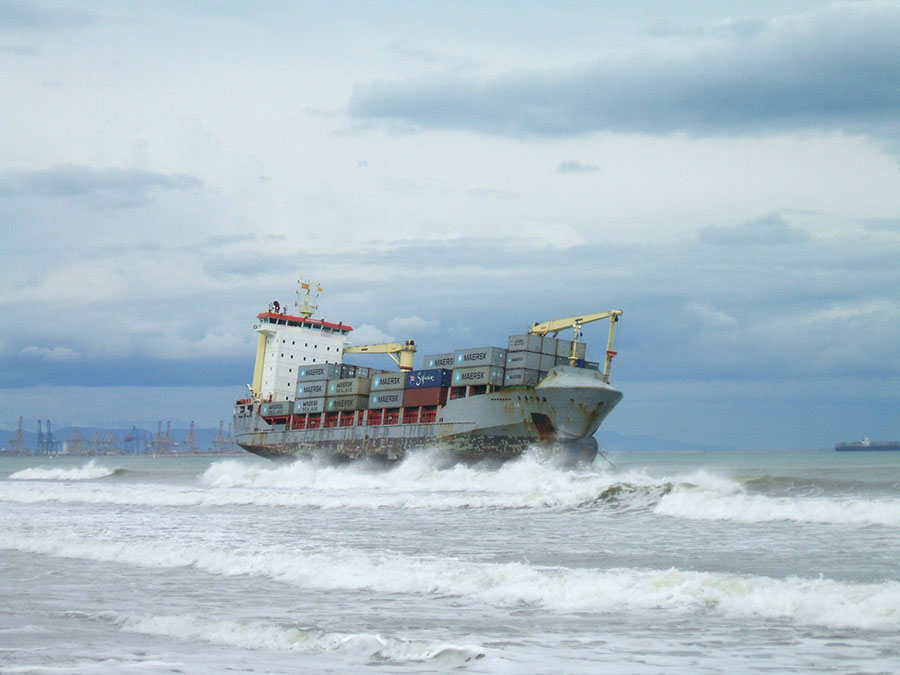 barco-varado